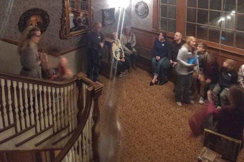 Turysta zrobił dziwne zdjęcie w Stanley Hotel