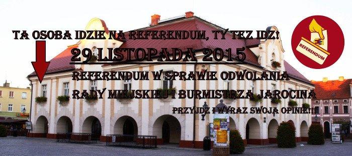 Akcja przed referendum
