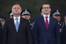 Kantar: spadają oceny działalności prezydenta Dudy i rządu premiera Morawieckiego.