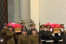 W Wilnie odbył się pogrzeb szczątków żołnierzy i dowódców powstania styczniowego.