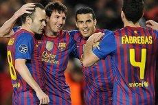 Koledzy mieli czego wczoraj gratulować Leo Messiemu...