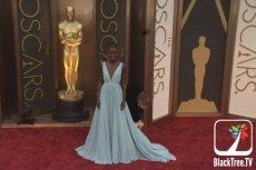 Lupita Nyong'o w zachwycającej sukni od Prady