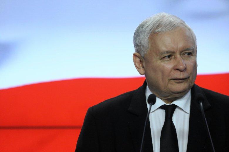 Jarosław Kaczyński walczy z infekcją bakteryjną kolana.