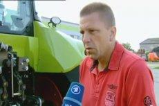 W niemieckich mediach trwa niekończący się serial pt. Rolnik szuka traktora... w Polsce