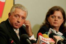 Renata Beger do dziś nie wierzy w samobójczą śmierć Andrzeja Leppera.