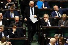 Prezes Kaczyński przekonuje,że do polityki nie idzie się dla pieniędzy