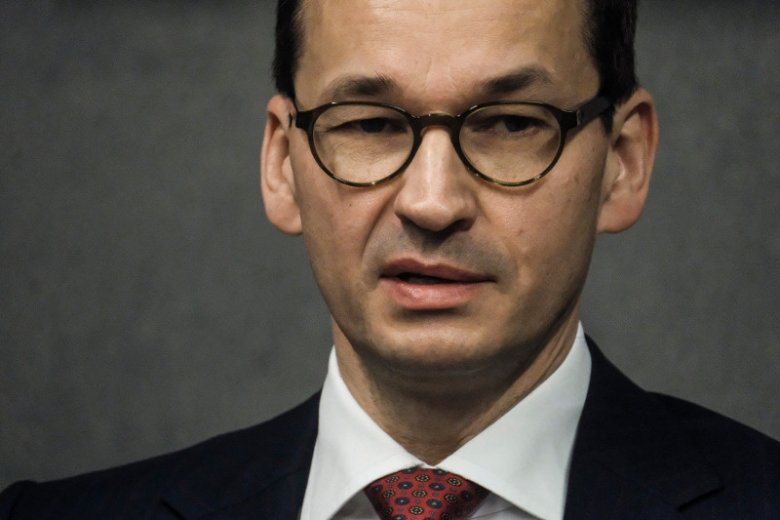"""Premier Morawiecki zwrócił się z przesłaniem do """"drogich współbraci żydowskich"""""""