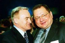 Leszek Miller i Ryszard Kalisz współpracowali przez wiele lat. Osobne inicjatywy to tylko epizody w ich karierach.