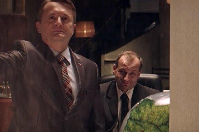 Robert Górski będzie kręcił serial dla TVP? Na razie nie.