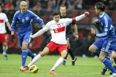 Polska - San Marino 5:0. Kabaret na Narodowym. Lewandowski wygwizdany, Polska z pucharem
