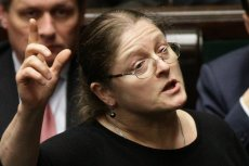 Odwołanych ministrów w obronę wzięła niezawodna Krystyna Pawłowicz.