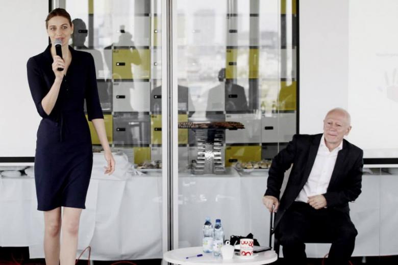 Renata Kaczoruk współpracowała w Parlamencie Europejskim z posłem Michałem Boni.