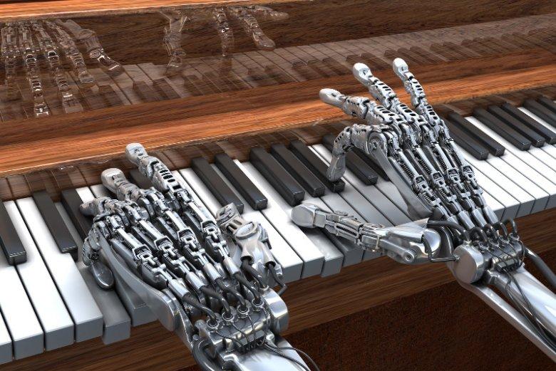 W ramach programu Google Magenta komputer skomponował swój pierwszy, samodzielny utwór