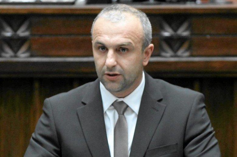 Poseł Ruchu Palikota Wojciech Penkalski ma na koncie nie jedno przestępstwo