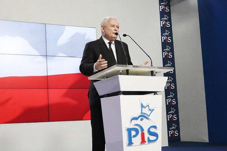 Jaroslaw Kaczyński: pensje posłów i senatorów będą niższe o 20 proc.