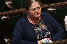 """Posłanka Pawłowicz nazwała prezydenta Macrona  """"niedojrzałym narcyzem"""""""
