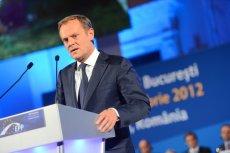 Niemiecka gazeta krytykuje Donalda Tuska i twierdzi, że trzy kraje w tym Polska mogą stracić 12 mld euro dotacji.