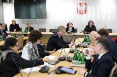 Obrady komisji zakończyły siębardzo burzliwie.