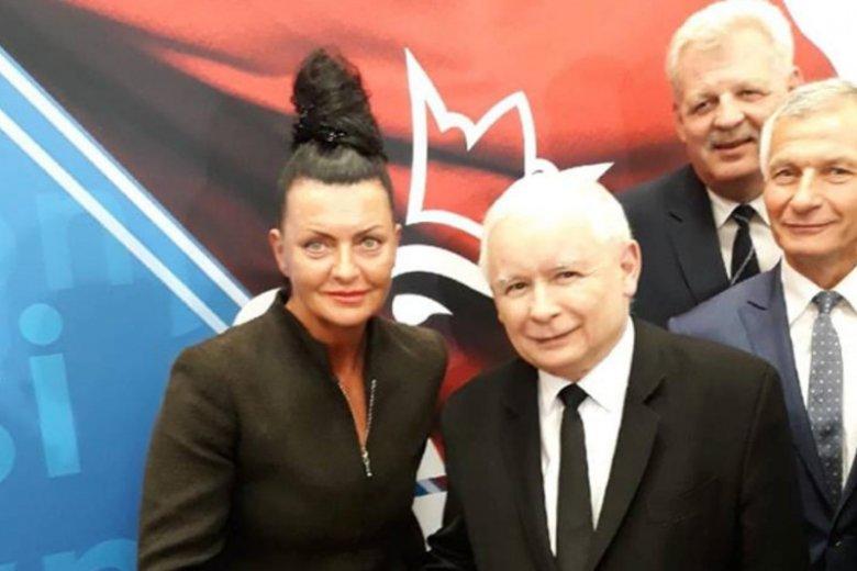 Lokalna działaczka PiS z okręgu elbląskiego przez wiele lat była księgową mafii.