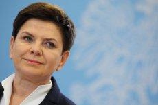 Beata Szydło przyznała specjalną rentę rodzinie kierowcy, który zginął w zamachu w Berlinie.
