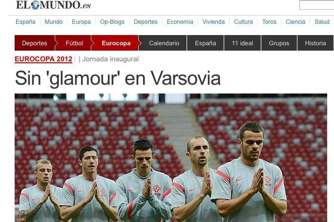Hiszpańskie media podchodzą do Euro z entuzjazmem