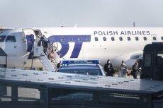 Lot przedłuża zawieszenie połączeń lotniczych do 31 maja.
