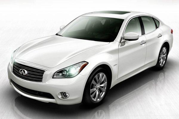 Infiniti M35 (3.5l V6 306KM plus silnik elektryczny 68KM) - ceny od 256000 zł