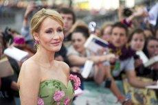"""Joanne K. Rowling autorka serii książek o Harrym Potterze oraz powieści """"The Casual Vacancy"""""""