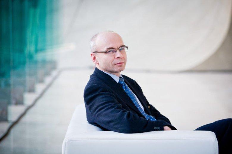 Dyrektor Muzeum POLIN – profesor Dariusz Stola