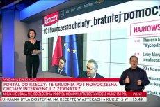 """""""Do Rzeczy"""" i TVP INFO miesiąc po proteście w Sejmie """"ujawniają"""" kolejne """"rewelacje"""", które mająuderzyćw opozycję."""