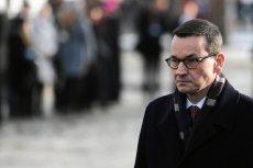Morawiecki: Nie będzie polskiej delegacji na szczycie V4 w Izraelu