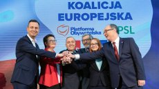 Koalicja Europejska stała się już faktem.