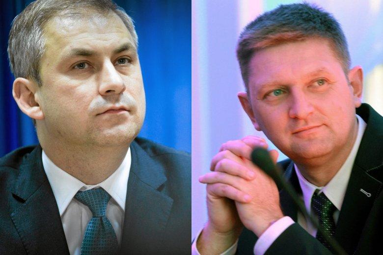 Dwaj politycy lewicy Andrzej Rozenek i Grzegorz Napieralski decydują się na założenie własnej partii.