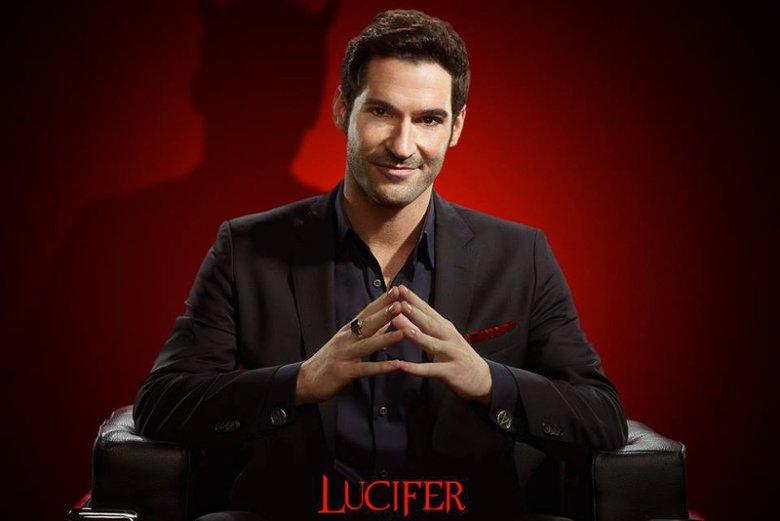 """Fani nie mogą się pogodzić ze skasowaniem serialu """"Lucyfer"""" przez FOX-a."""