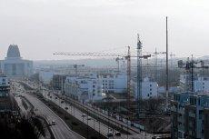 W Warszawie nowe osiedla rosną jak grzyby po deszczu