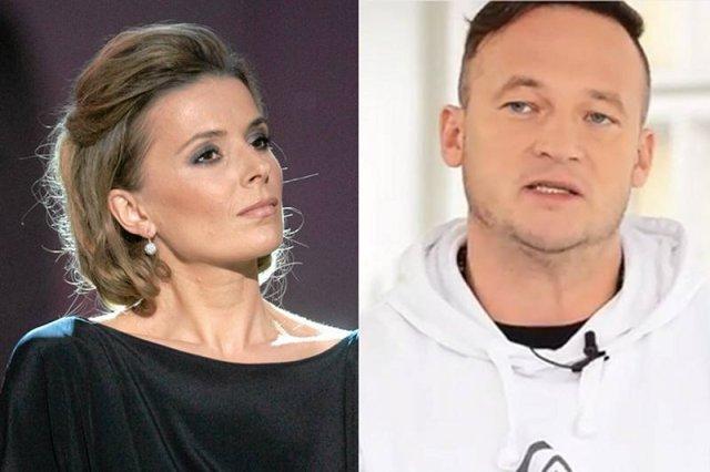 Halina Młynkowa i Bartek Prokopowicz