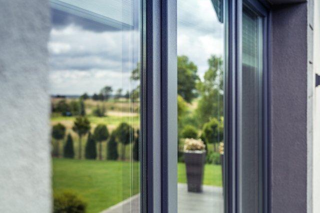 Widok w ramie okiennej to też swego rodzaju dzieło sztuki