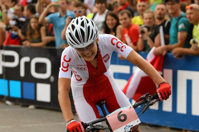 Maję Włoszczowską zalała fala gratulacji. Jej srebro to jedenasty medal dla Polski w Rio.