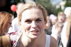 Barbara Nowacka jest kandydatką Zjednoczonej Lewicy na premiera