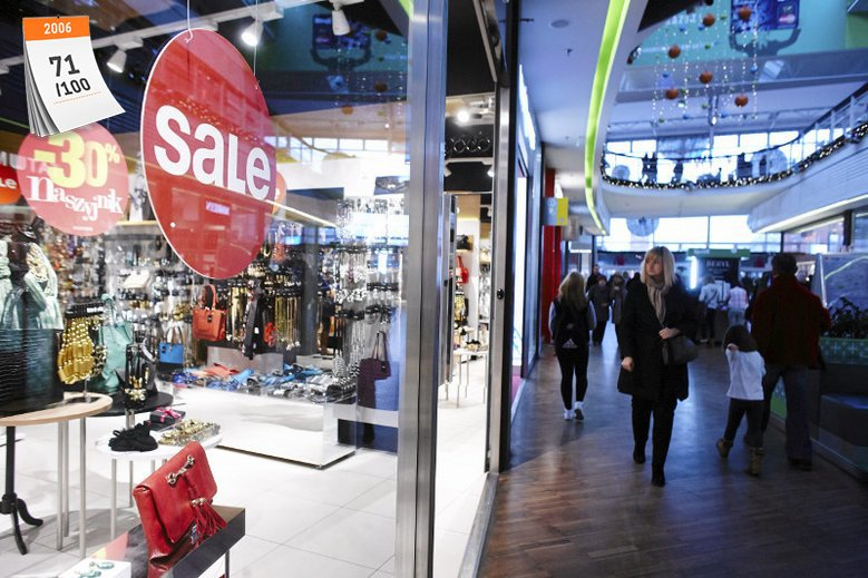 Uruchomiona w 2006 roku CH Manufaktura to największa galeria handlowa w Polsce