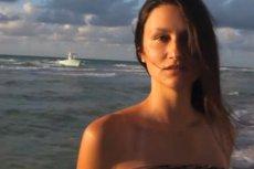 Nielegalni imigranci zakłócili sesję nagraniową modelki