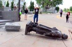W USA dewastowane są pomniki Krzysztofa Kolumba.