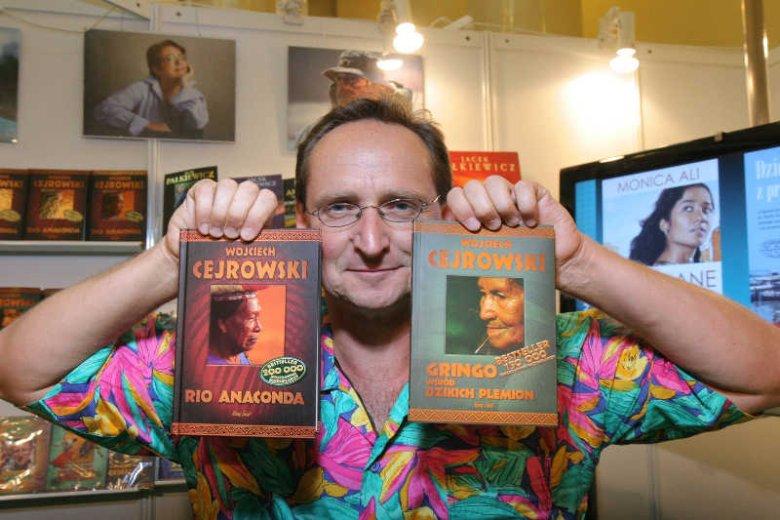Wojciech Cejrowski to milioner.