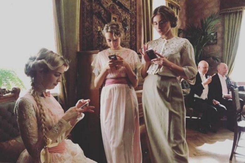 W serialu obok Kasi Zawadzkiej pojawią się również inne aktorki młodego pokolenia - Paulina Gałązka i Julia Rosnowska