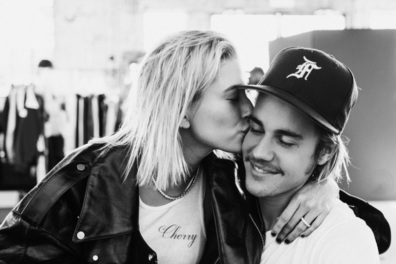 Justin Bieber wziął ślub. Jego żoną została Hailey Baldwin.