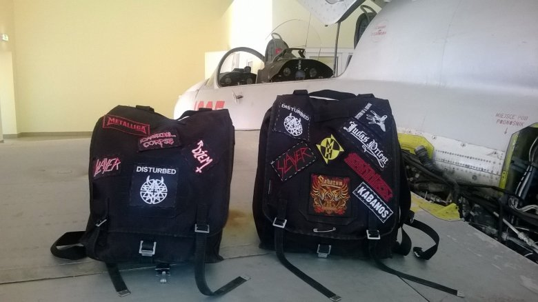 859f25fbdd968 Nie wierzę, aby ktokolwiek, kto dźwigał ten plecak wyładowany sprzętem,  dobrze go wspominał. Żołnierze raczej cieszą się, że nie muszą go więcej  nosić.