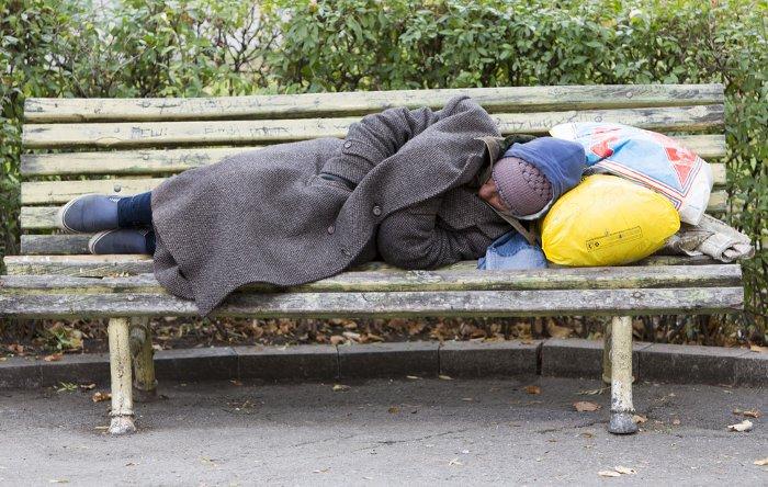 Dla bezdomnych zima to najtrudniejszy okres do przetrwania