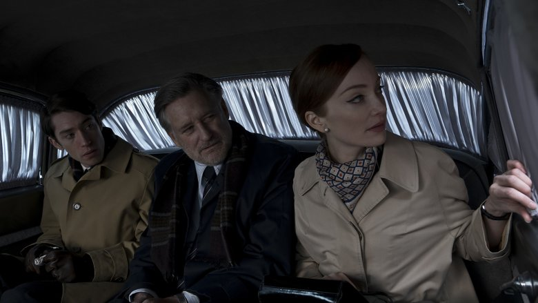 Od lewej: James Bloor, Bill Pullman, Lotte Verbeek