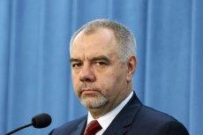 Jacek Sasin był gościem Konrada Piaseckiego w Radiu Zet.