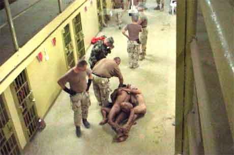 Więzienie w Abu Ghraib